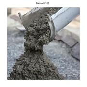 Товарный бетон марки М 350 фото