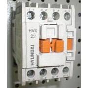 Промежуточное реле HMX 40NS X220 , 4NO+0NO, 220V фото