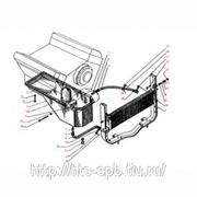 Ремонт шланга радиатора охлаждения масла фотография