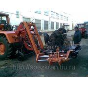 Агрегат для перегонки шпал по меткам и разгонки стыковых зазоров (блок РШР) УПМ1-5 фото
