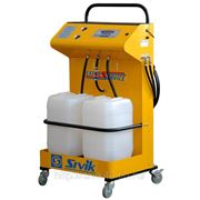 Установка для замены масла в АКПП SIVIK КС-119 фото