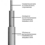 Греющий кабель ВНОвысокотемпературный фото