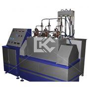Стенд для испытания и регулировки топливных насосов высокого давления дизеля типа 10Д100 фото
