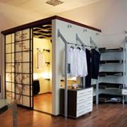 Шкафы-купе для гардеробных фото