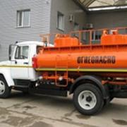 Автомобиль АТЗ 4,9 на шасси ГАЗ-33086 «Земляк» (4х4, двухскатная ошиновка) фото