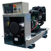 Дизельный генератор однофазный Lister Petter LLD 95 фото