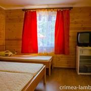 Отдых в Крыму, пос. Заозерное, отдельный домик фото