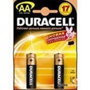DURACELL Basic AA Батарейки алкалиновые 1.5V LR6 2шт фото