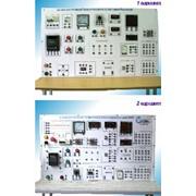Стенды учебно-лабораторные, Лабораторный стенд Релейно-контакторные схемы управления асинхронного двигателя РКС-01-СИ фото