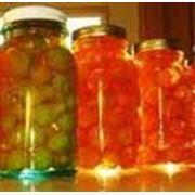 Плодоовощные консервы фото