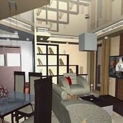 Дизайн гостинных, спален фото