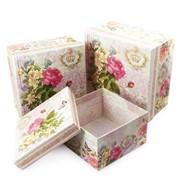 Подарочные коробки в комплектах в широком ассортименте фото