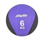 Медбол Starfit Pro GB-702 6 кг фиолетовый фото
