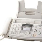 Аппарат факсимильный KX-FP 343RU фото