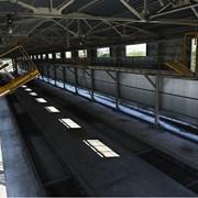 Станция разгрузки вагонов (СРВ) фото
