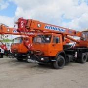 Автокран Клинцы КС 55713-1К-1 фото