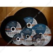 Круги отрезные для металла ЗАО Иршавский абразивный завод 125х2, 0х22 кратно упаковке 10 ШТ №299045 фото