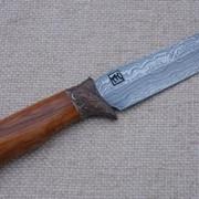 Нож из дамасской стали №29 фото