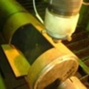 Лазерная резка труб большого диаметра фото