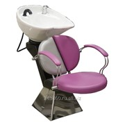 Мойка Домино с креслом Фьюжн фото