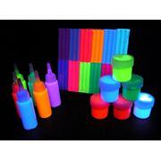Краски флуоресцентные фотография