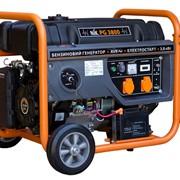Бензиновый генератор NiK PG3800 фото
