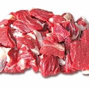 Гуляш говяжий первый сорт охл., говядина, мясо фото