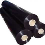 Пленка черная фото