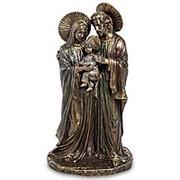 """Скульптура """"Святое семейство""""/ Библейские сюжеты арт.WS-875 Veronese фото"""