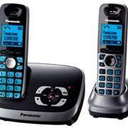 Радиотелефон Panasonic KX-TG6522RUT фото