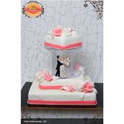 Торты свадебные в Молдове фото