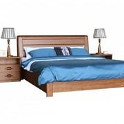 Кровать CT16C0/WCX16CD Махагон 1953 x 2044 x 1074 фото