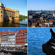 Виза в Данию, Датская виза фото