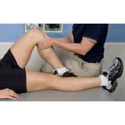 Спортивный массаж фото