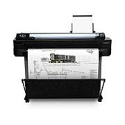 Плоттер HP CQ891A HP Designjet T120 24-in ePrinter фото