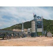 Асфальтный завод LB2000 производительностью 120 тон фото