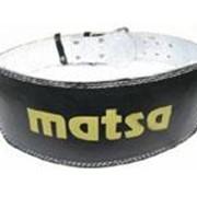 Пояс штангиста Matsa PVC MA-0042. фото