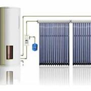 Накопительные солнечные водонагреватели СН-16 фото
