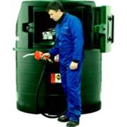 Контейнерная АЗС Harlequin 1400FS Fuel Station для хранения и раздачи дизельного топлива. фото