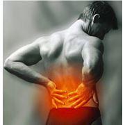 боль в спине фото