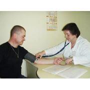Консультация терапевта фото