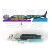 Лечебный массаж спины на раскладушках Gravitant -усовершенствованный Detensor фото