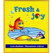 Впитывающие салфетки( Lavete absorbante) Fresh & joy фото