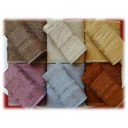 Банные полотенца из бамбука 70x140 фото