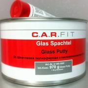 Полиэфирная стекловолокнистая шпатлевка Glass фото