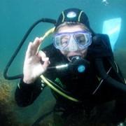 Обучение подводному плаванию с аквалангом фото