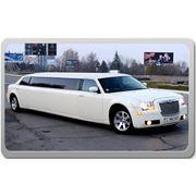 Прокат аренда Chrysler 300C фото