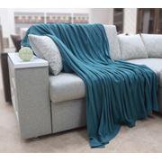 Плед трикотажный Knitted blanket Cuvertura фото