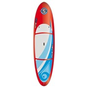 "BIC SUP 10'6"" ACE-TEC Performer Red - универсальная Allround-доска для SUP гребли стоя фото"