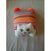 Антистрессовая подушка игрушка Кокетка фото